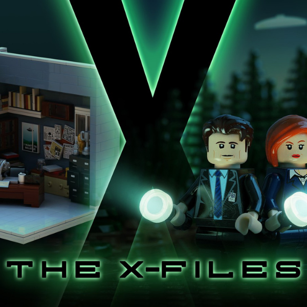 LEGO Ideas The X-Files: I Want to Believe