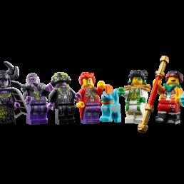 LEGO Monkie Kid 80023 Monkie Kid's Team Dronecopter