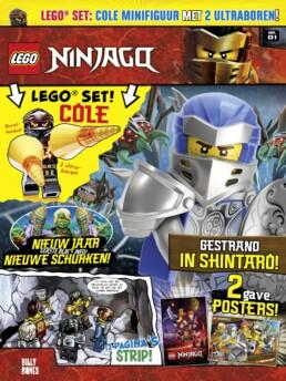 LEGO Ninjago 1-2021