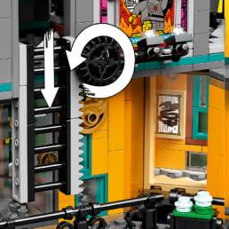LEGO Ninjago 71741 Ninjago City Gardens