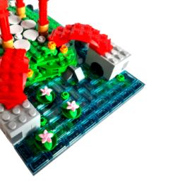 LEGO Ninjago 71741 Ninjago City Gardens (2)