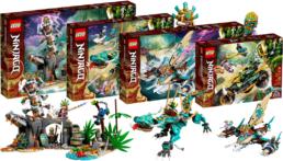 LEGO Ninjago The Island sets