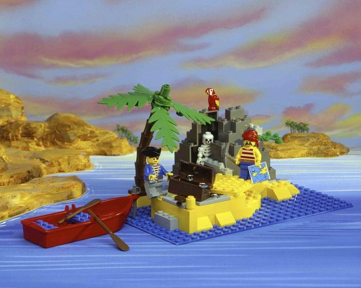 LEGO Pirates 6254