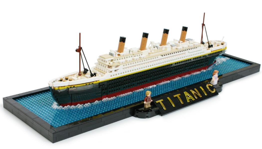 LEGO RMS Titanic