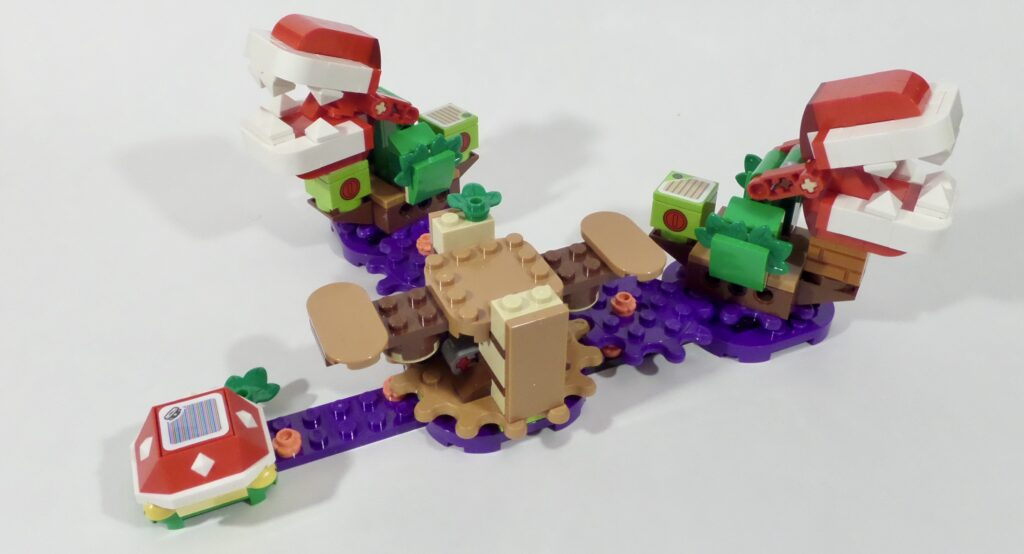 LEGO Super Mario 71382 Piranha Plant Puzzling Challenge