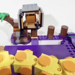 LEGO Super Mario 71383 Wiggler's Poison Swamp