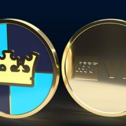 LEGO VIP Collectible Coin Series