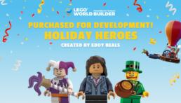 LEGO World Builder verkrijgt Holiday Heroes