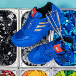 adidas X LEGO ZX-8000 Color Pack