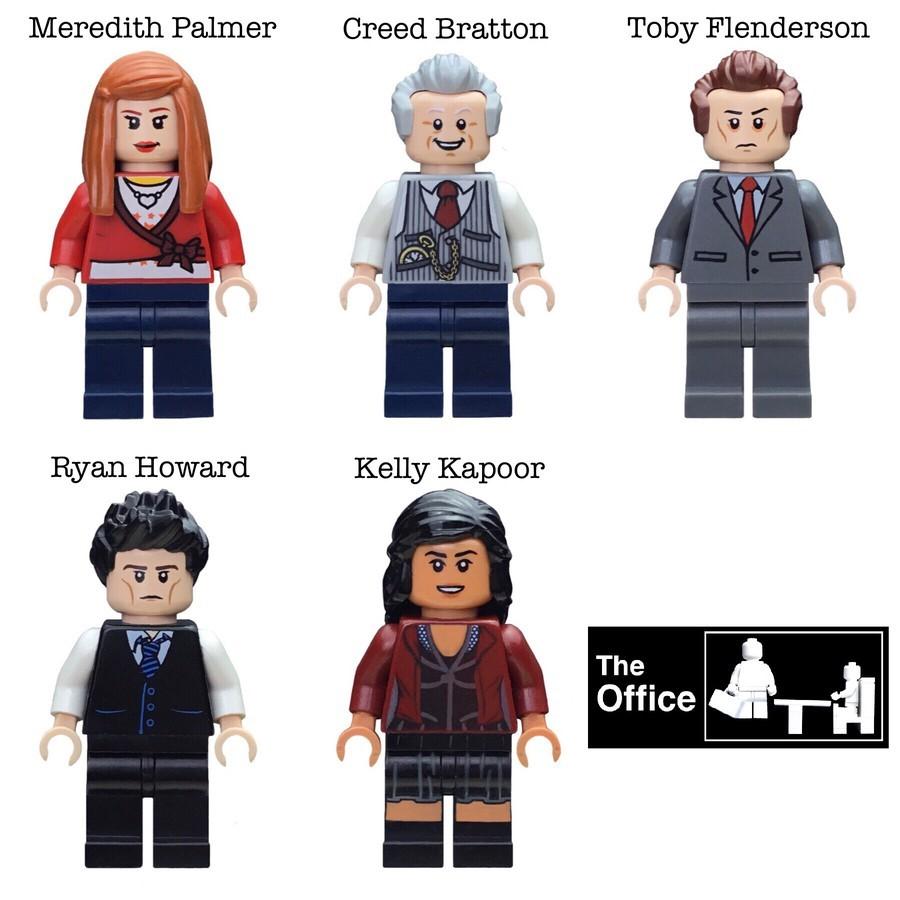 LEGO Ideas The Office