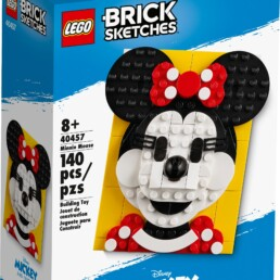 LEGO Brick Sketches 40457 Minnie Mouse