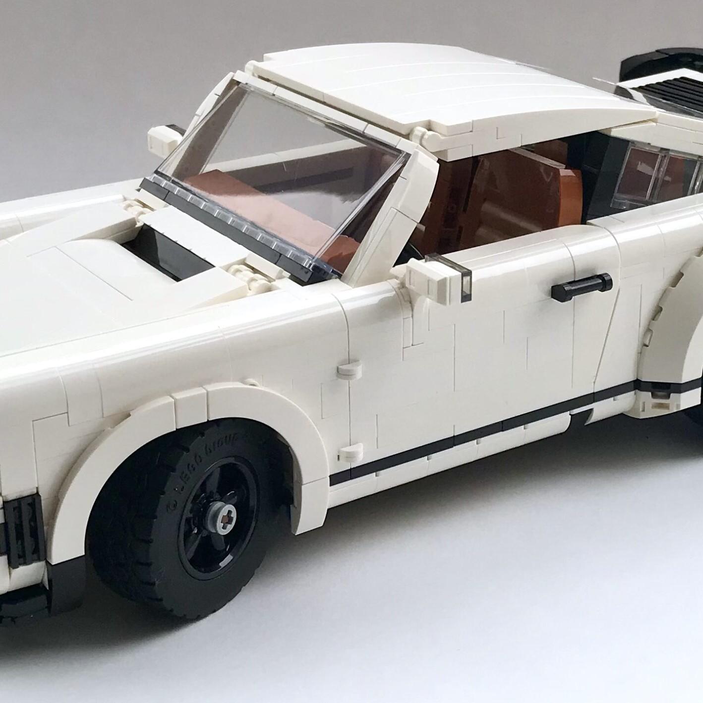 LEGO Creator Expert 10295 Porsche 911