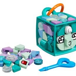 LEGO DOTS 41928 Narwal Bag Tag (2)