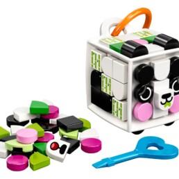 LEGO DOTS 41930 Panda Bag Tag (1)