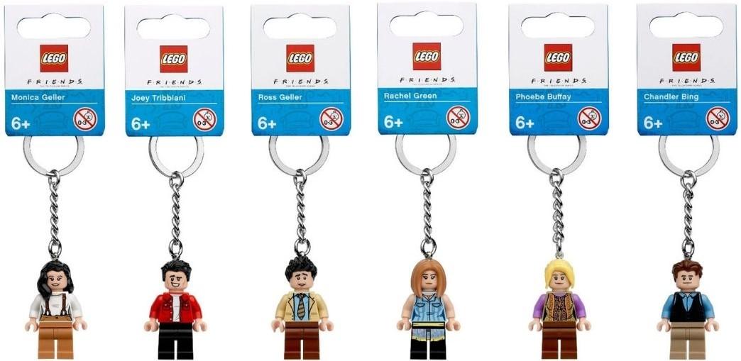 LEGO FRIENDS Key Chains