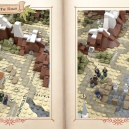 LEGO Ideas A Map of Middle-Earth