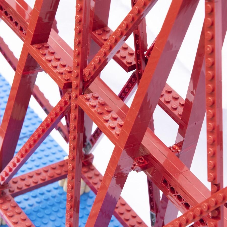 LEGO Ideas The Forth Bridge