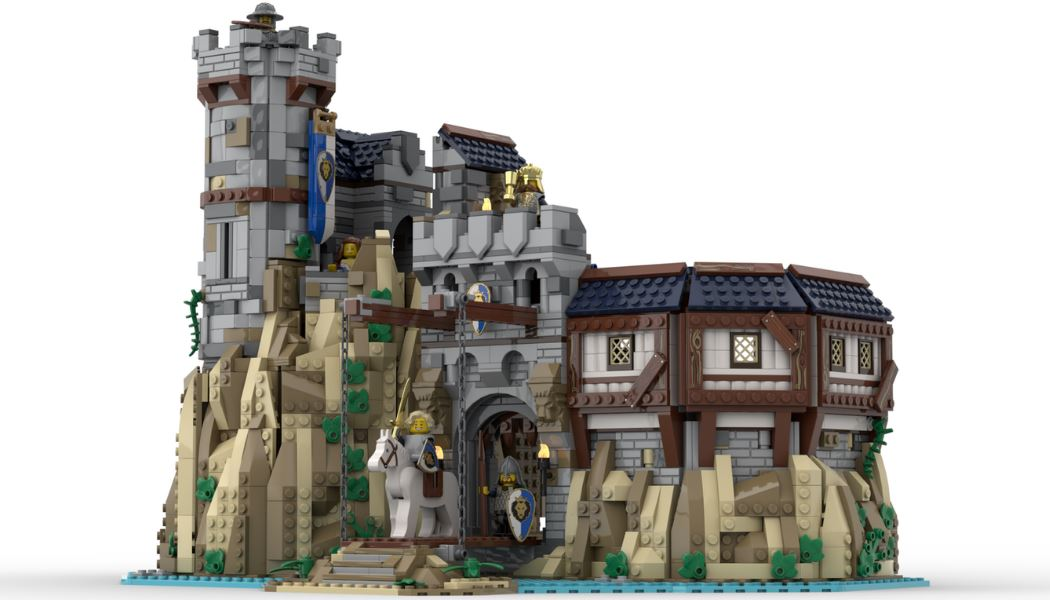 LEGO Ideas The King's Castle