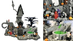 LEGO Ideas The Nightmare Before Christmas - Halloween Town