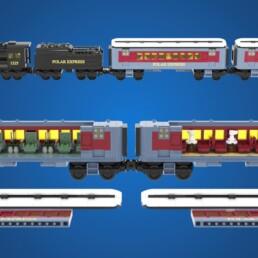 LEGO Ideas The Polar Express