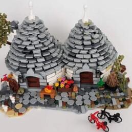 LEGO Ideas The Trulli of Alberobello