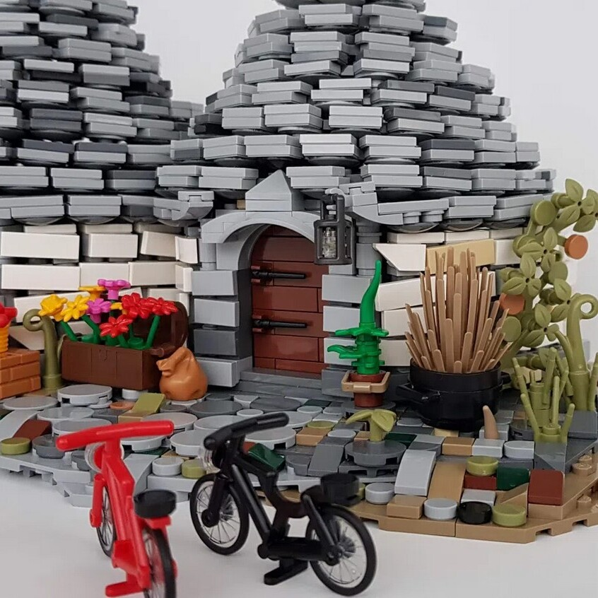 LEGO Ideas The Trulli of Alberobello7