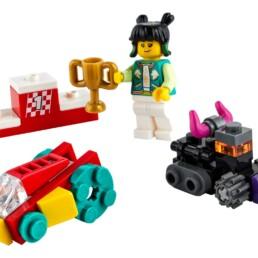 LEGO Monkie Kid 40472 Monkie Kid's RC race