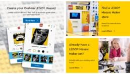 LEGO Mosaic Maker komt wellicht online beschikbaar