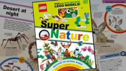 LEGO Super Nature Book