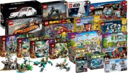Nieuwe LEGO sets maart 2021