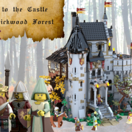 The Castle of Brickwood Forest