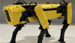 [Uitgelicht] LEGO Ideas - Boston Dynamics Spot