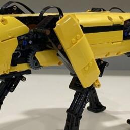 [Uitgelicht] LEGO Ideas - Boston Dynamics Spot