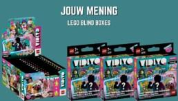 [Jouw mening] LEGO Blind Boxes