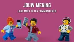 [Jouw mening] LEGO moet beter communiceren