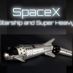 LEGO Ideas SpaceX Starship and Super Heavy