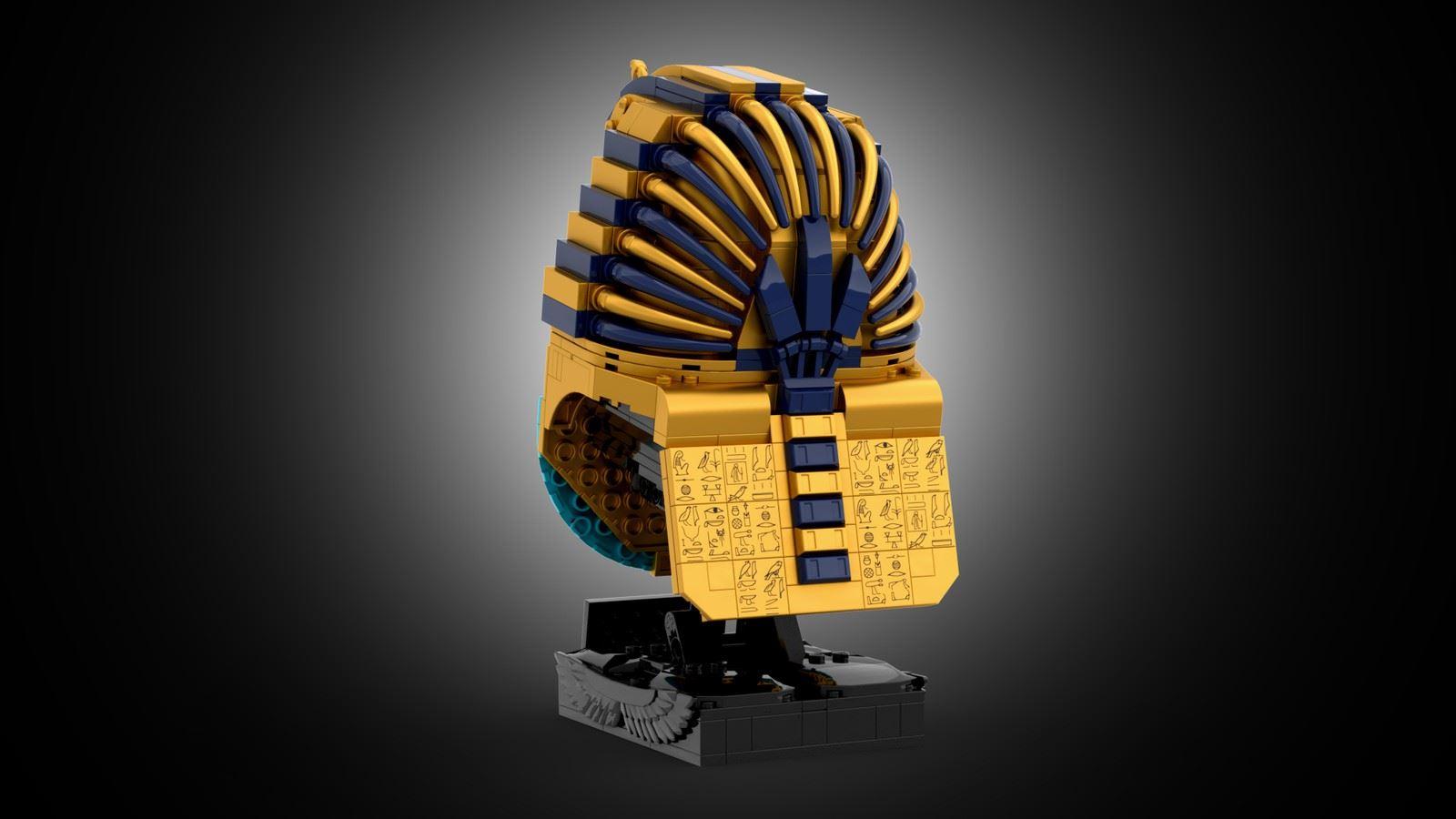 LEGO Ideas Tutankhamun