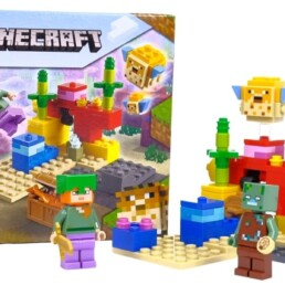 LEGO Minecraft 21164 The Coral Reef