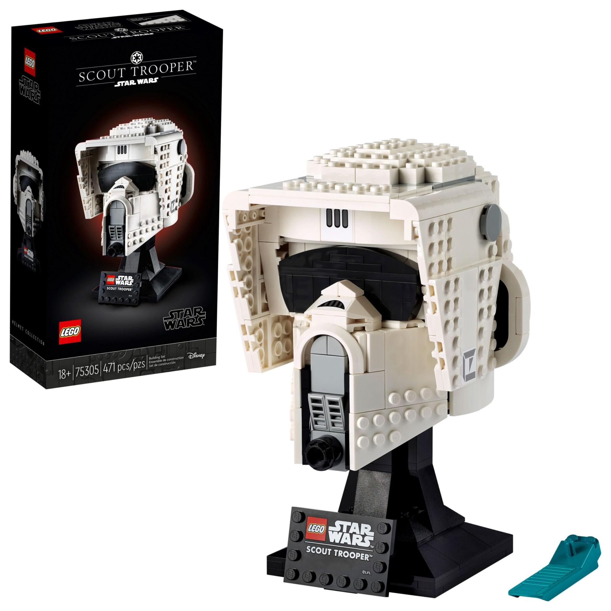 LEGO Star Wars 75305 Scout Trooper Helmet