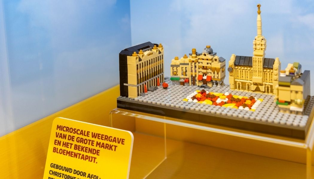 LEGO Store in Brussel