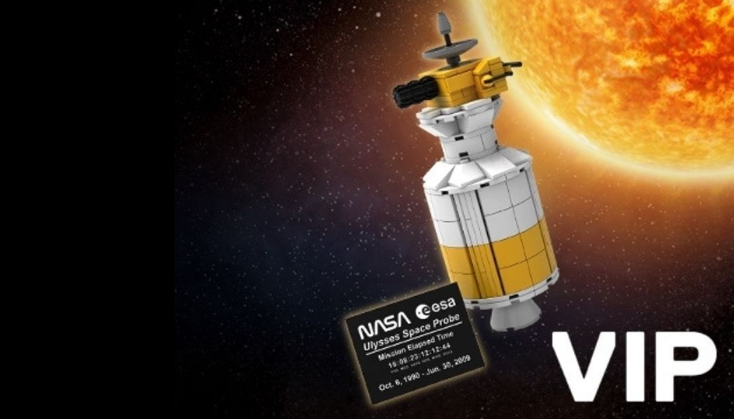 LEGO Ulysses Space Probe VIP reward