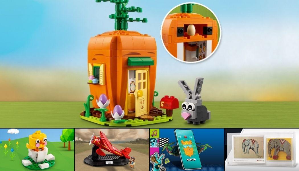 LEGO promoties maart 2021