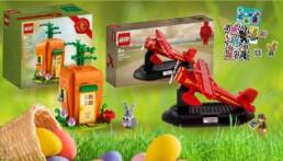 LEGO promoties maart
