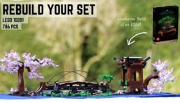 [Rebuild Your Set] LEGO Tempel van Duizend Kikkers