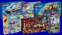 Tot 25% korting op LEGO sets
