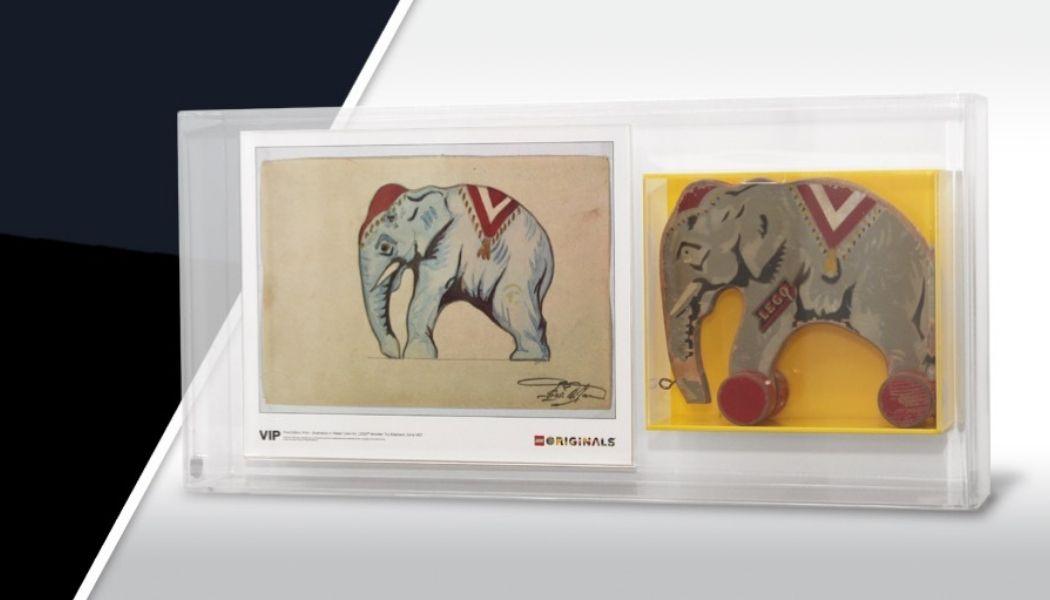 [VIP Reward] Wood Elephant Pull-Along Toy & Print