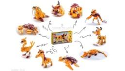 10 alternatieve LEGO Creator 31112 bouwwerken