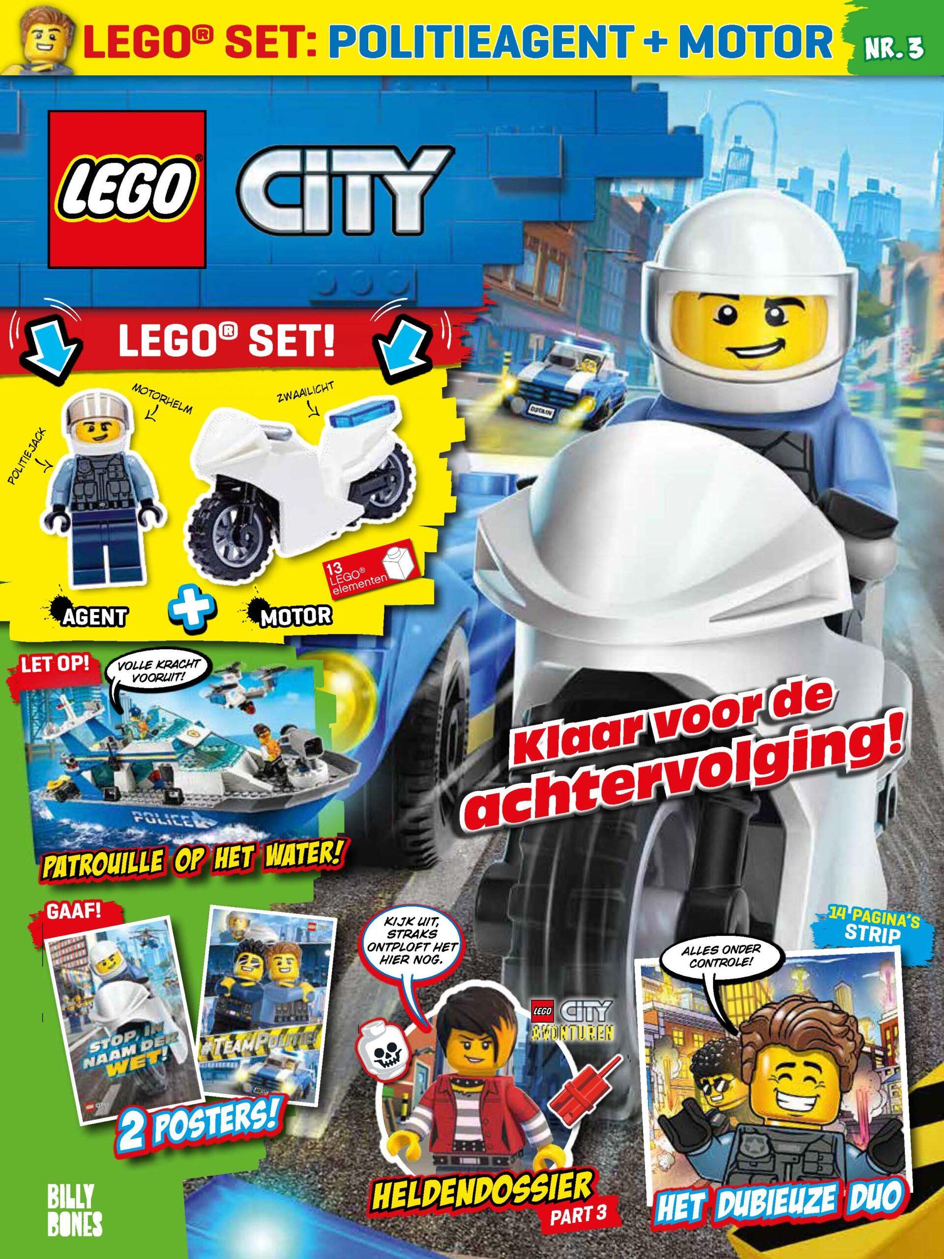 LEGO City magazine 03 2021