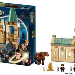 LEGO Harry Potter 76387 Hogwarts Fluffy Encounter