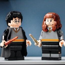 LEGO Harry Potter 76393 Harry Potter & Hermione Granger